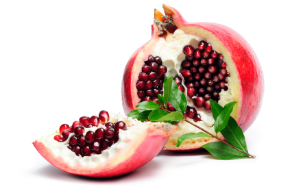 pomegranate benefits for heart health