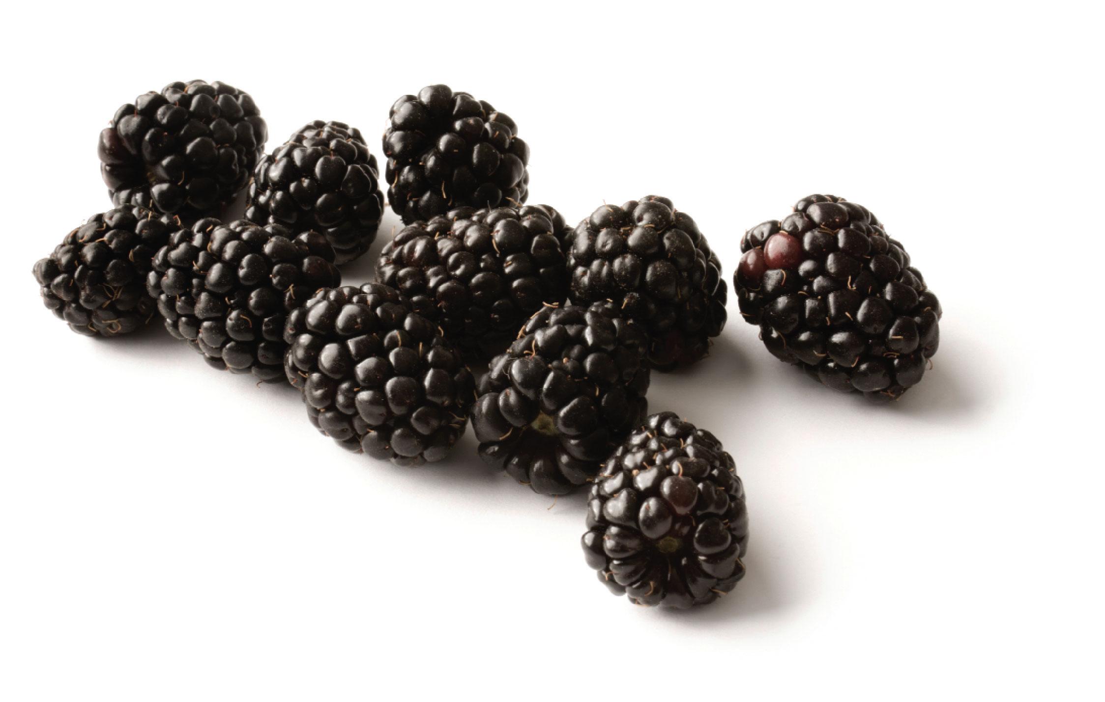 black raspberries fight colon cancer