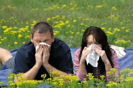 fight allergies naturally