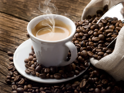 Coffee Helps Prevent Oral Cancer