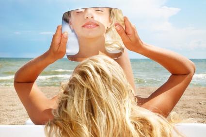 5 ways to get a sunburn