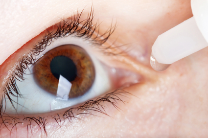 Relieve Dry Eyes Naturally