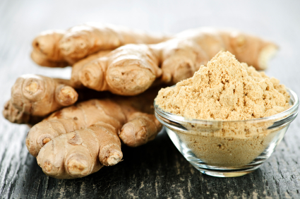 ginger prevents colon cancer