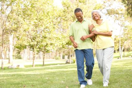 Walking Fights Diabetes