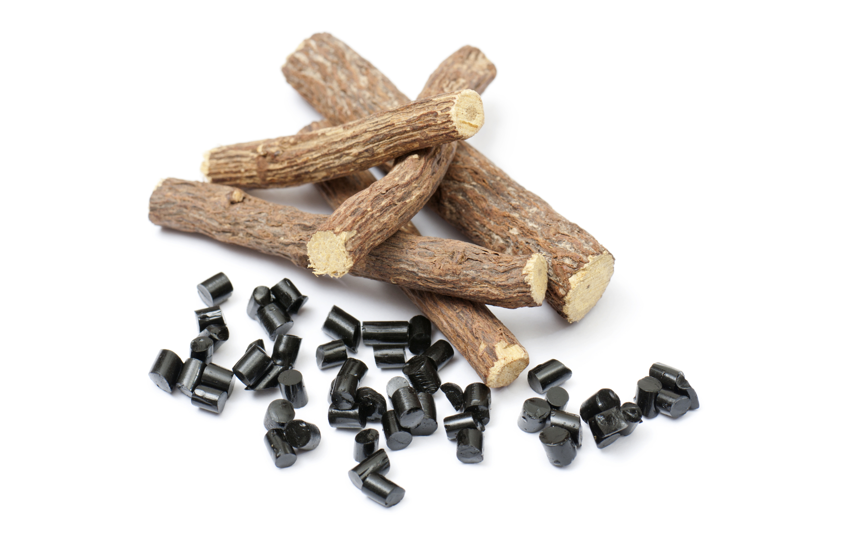 Studies prove people can lose a significant amount of weight with black licorice.