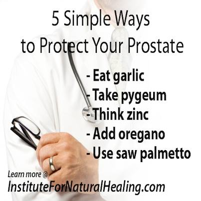 5 Simple Ways to Protect Your Prostate
