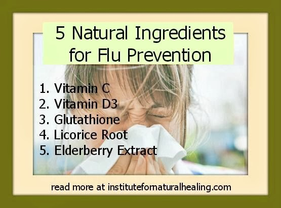 5 Natural Ways to Avoid the Flu