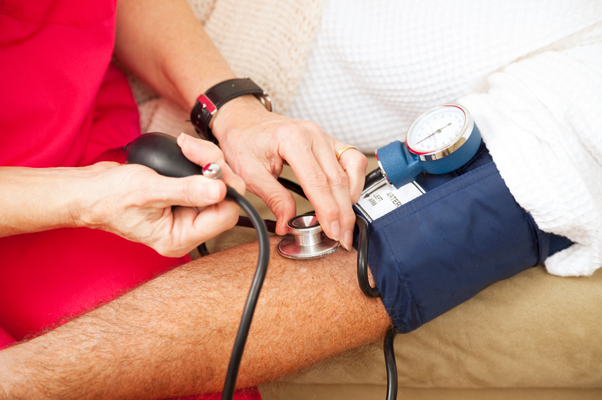 Bad news about your blood pressure. Even if it's slightly above the normal range, your risk for a stroke goes up by almost 50 percent.