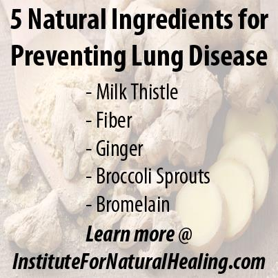 five-natural-ingredients-for-preventing-lung-disease