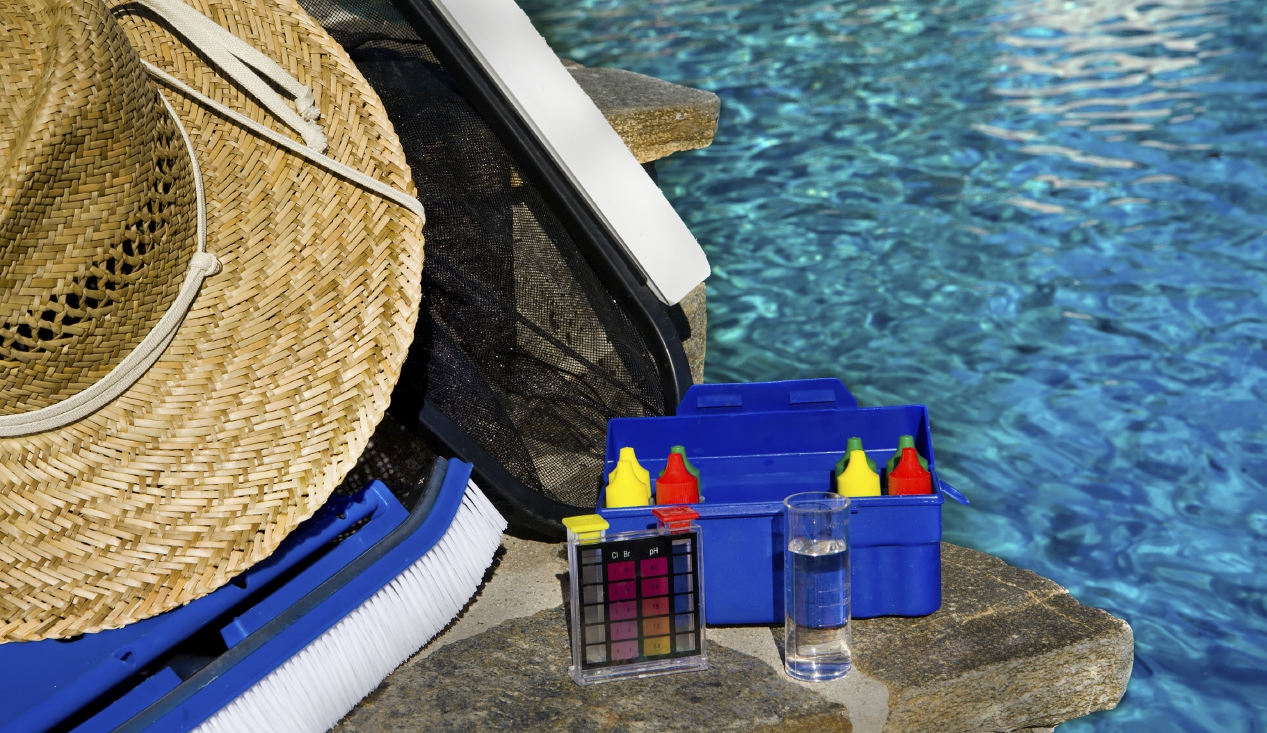 You may be damaging your immune system with each swim. Worse yet, you may also be increasing your risk for developing cancer. Is your pool safe?
