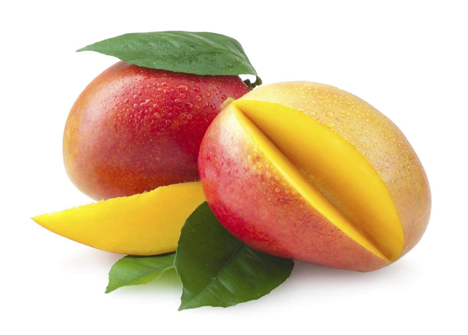 It's national mango month in the U.S. The perfect time to add them to your diet if you aren't already. Here are five reasons to eat more mangoes.