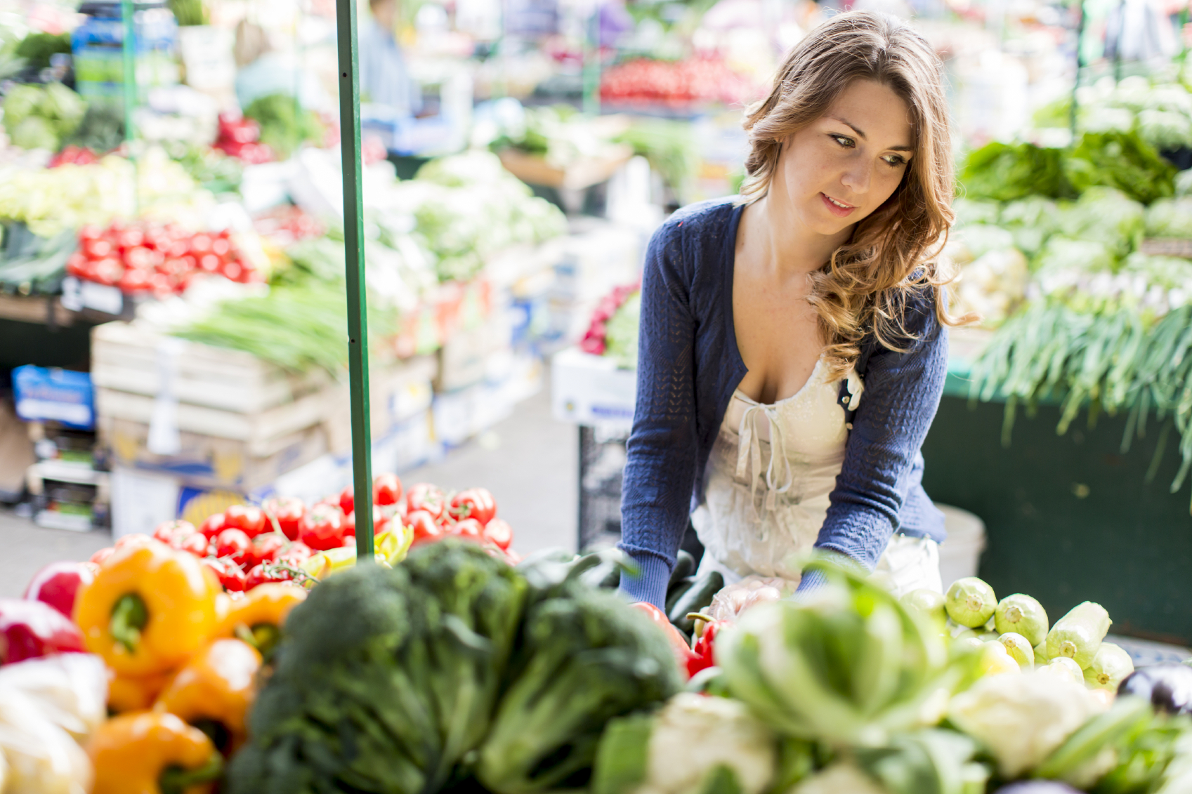 Eating organic isn't about being trendy. It's about what's best for your health. And new research shows that conventional produce doesn't even come close.