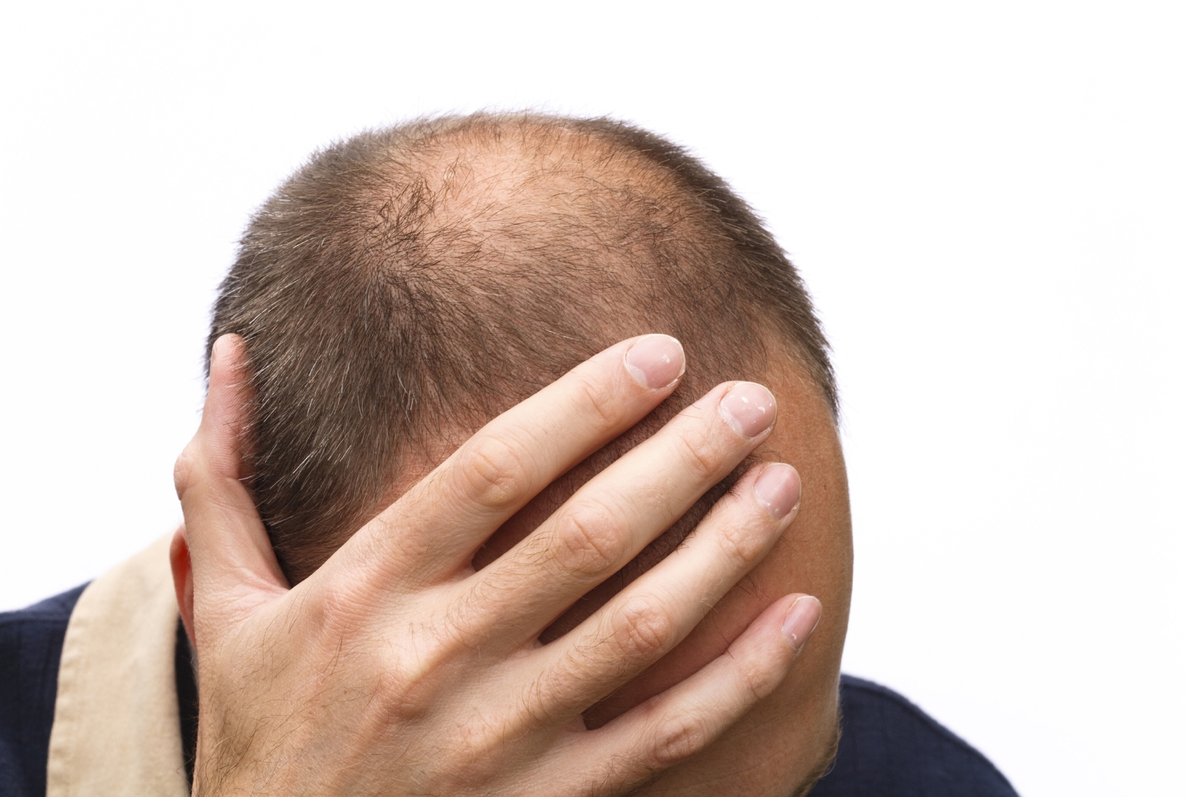 There's not much you can do to prevent—or even delay—male pattern baldness. But lowering your risk for this deadly disease is something that's in your control.