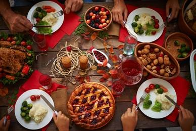 """Don't let yourself become just another victim of a """"turkey hangover."""" Follow these easy steps for a healthier, happier, and less inflammatory Thanksgiving."""