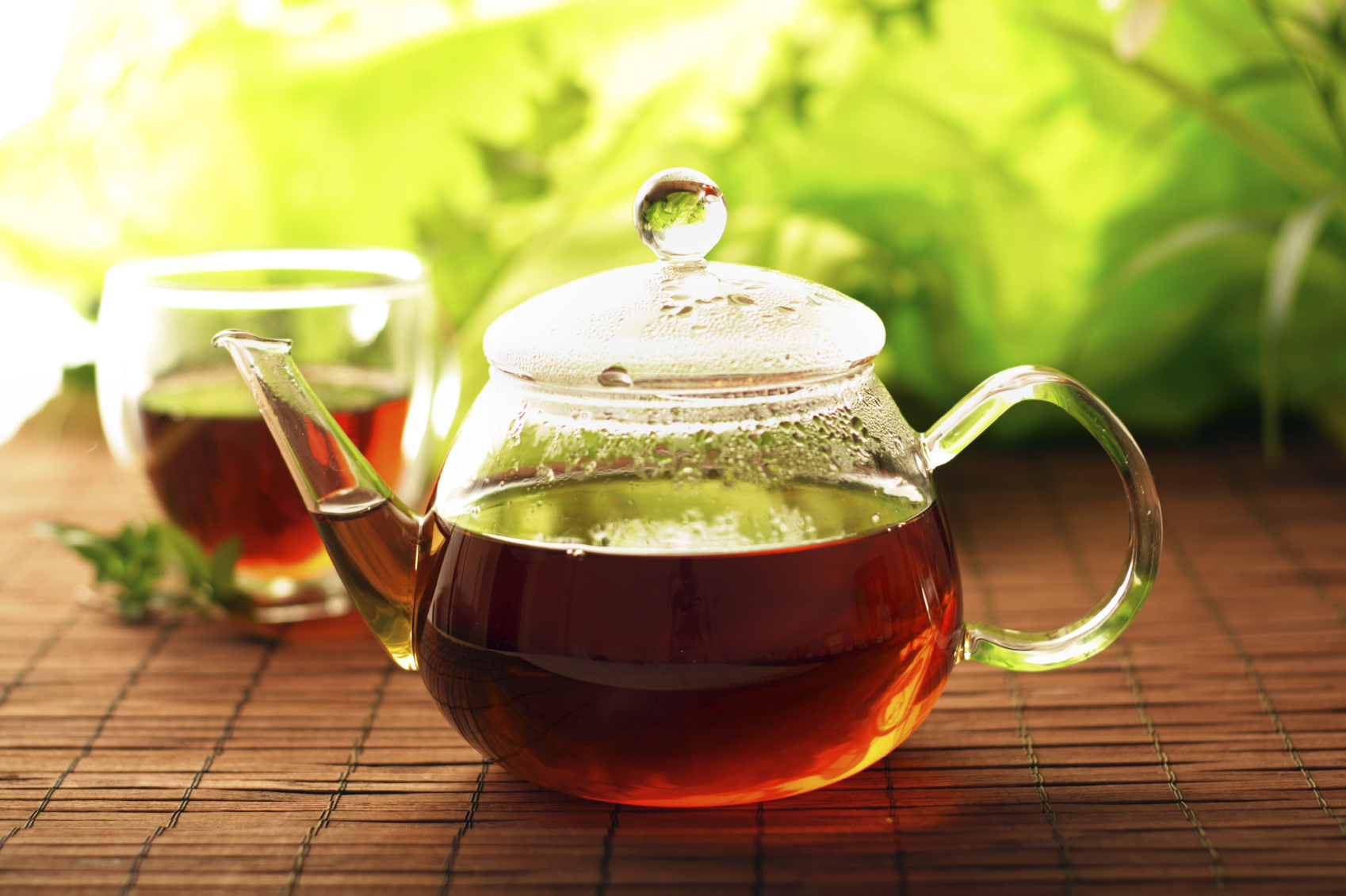 Black tea is loaded with health benefits you might not expect...from stronger bones to preventing heart disease. Here are five reasons to drink more of it.