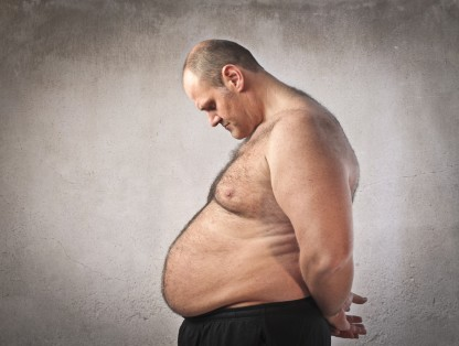 It's weighing you down...and suffocating your organs. This fat buildup is the most dangerous you can have. Here are five ways your belly bulge is killing you.