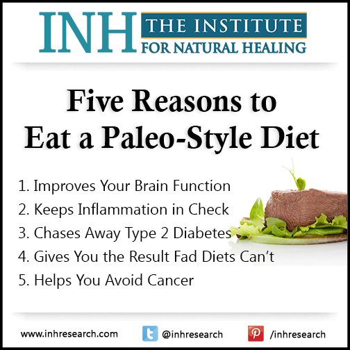 Eating Paleo-style isn't just for the CrossFit or bodybuilding crowd. Making this simple change may be the easiest thing you can do to reach your best health.
