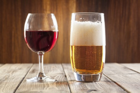You know drinking the right amount of alcoholic beverages comes with heart-boosting benefits… But new research from Harvard reveals the amount where heart perks can turn to dangers.