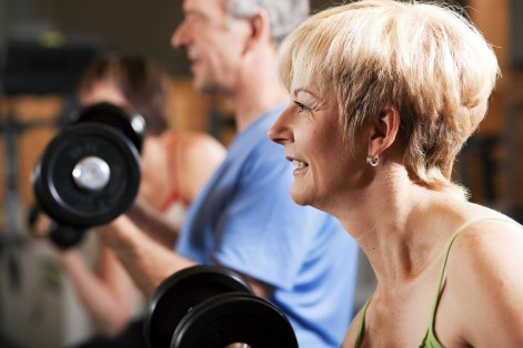 You may think exercise is pointless after a certain age... But new research shows the right amount of exercise can help add five years to seniors' lives.