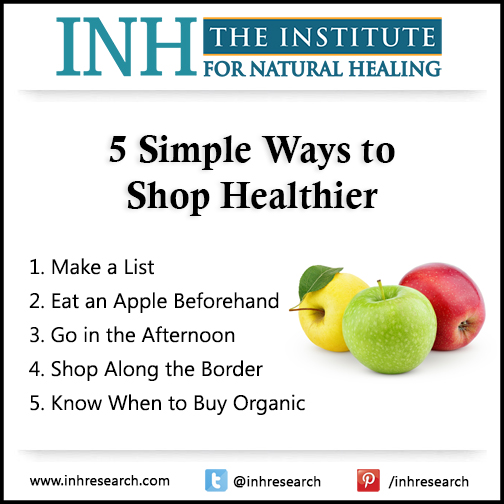 Want to eat—and look—better with each trip to the grocery store? Start by following these 5 simple steps for healthier shopping.