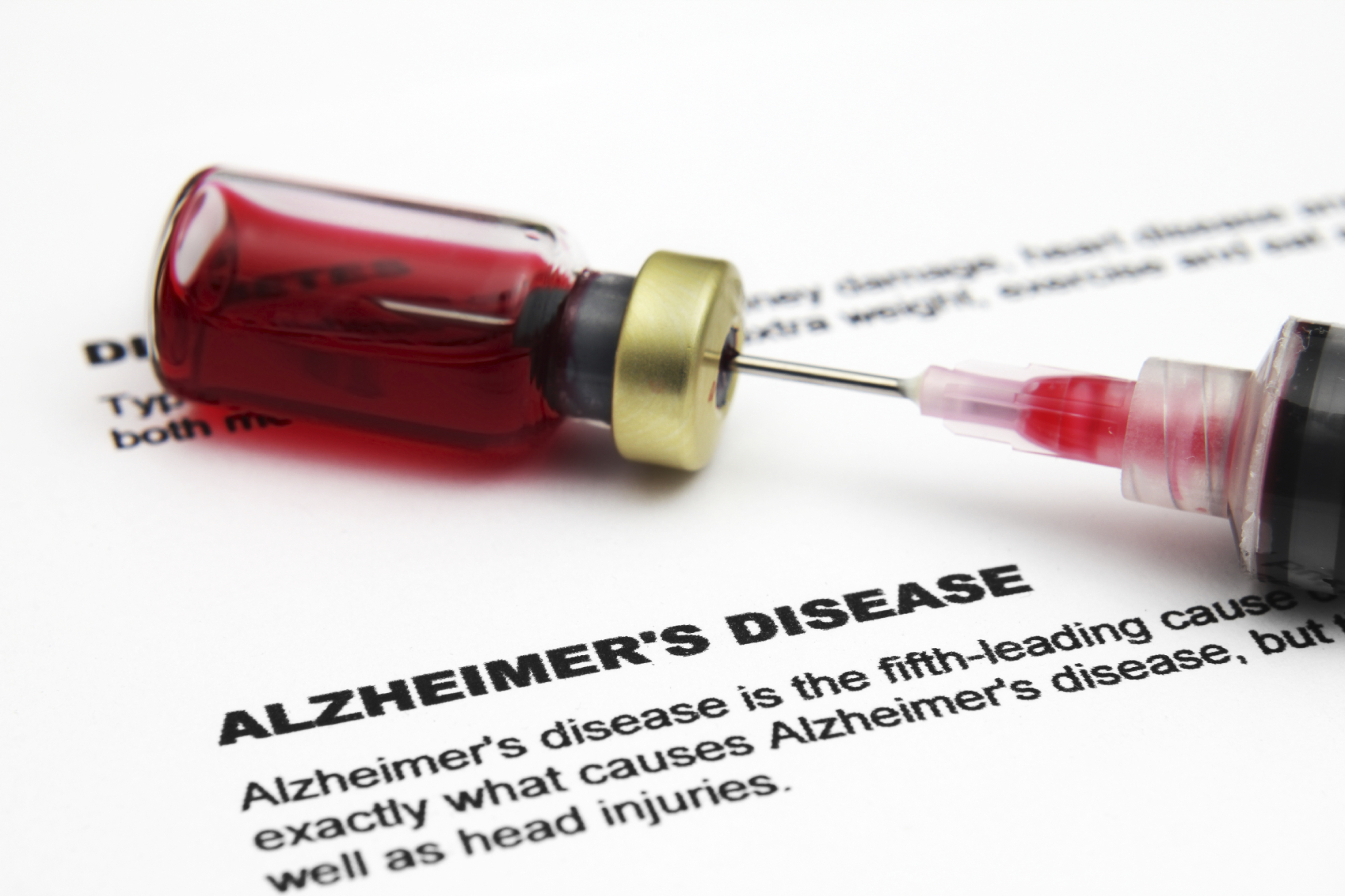 Could a drop of blood be all you need to determine your Alzheimer's risk? New research reveals that may one day be the case… But here's how to start protecting your brain today.