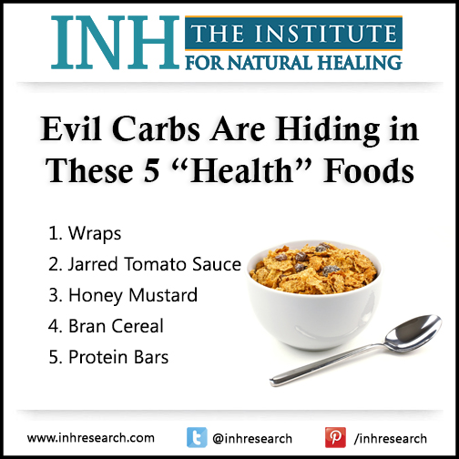 These five health-food imposters contain hidden simple carbs. Replace them with these five healthy foods.