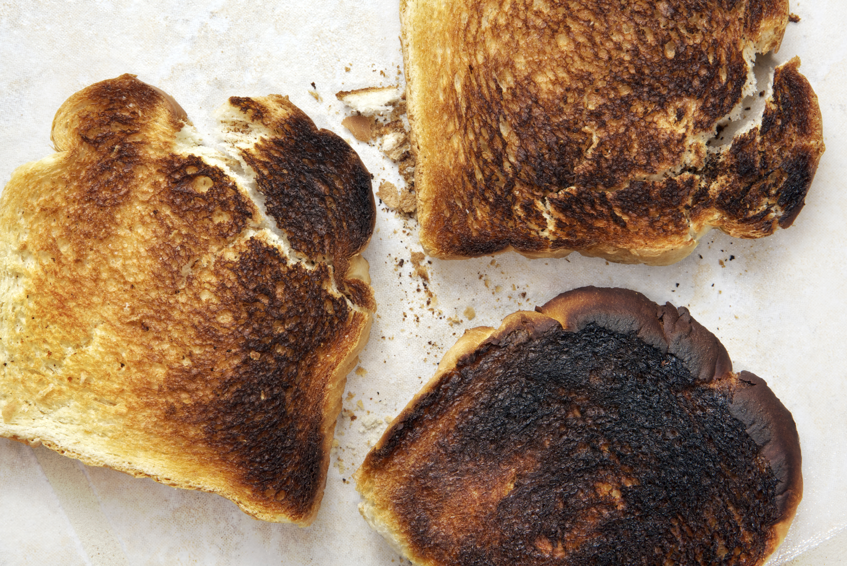 Burnt toast and other common food items contain a chemical that can give you cancer. Find out how to limit your risk.