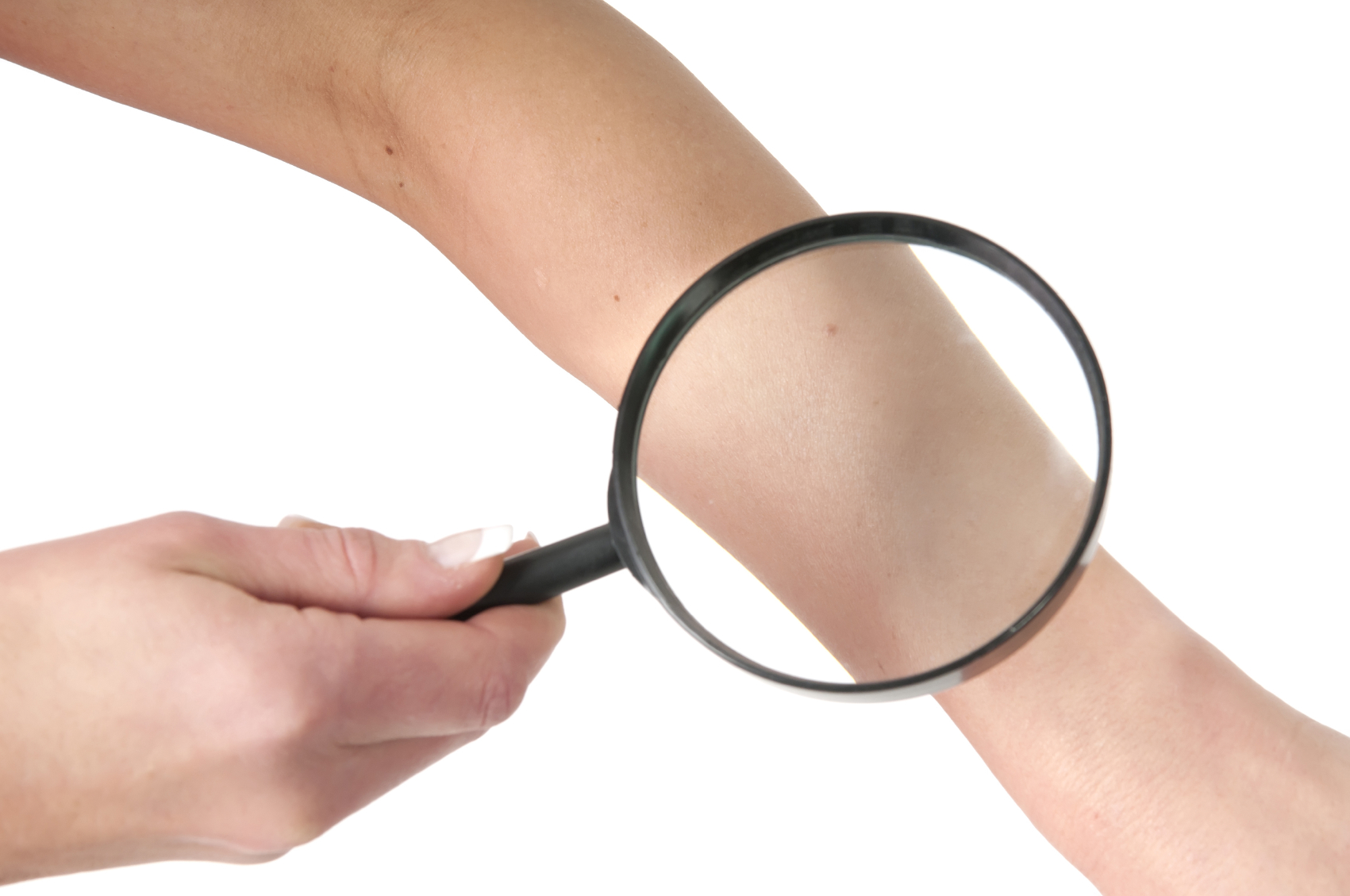 This simple at-home test reveals your risk of melanoma and other skin cancers.