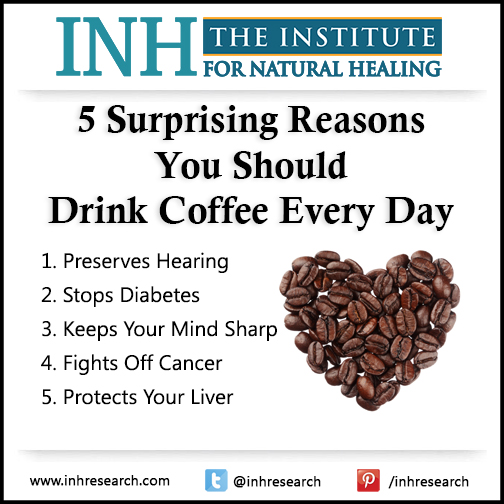 The benefits of coffee go way beyond a quick boost of energy. In fact, drinking it every day is one of the best ways to boost your health as you age. Here are five reasons why.