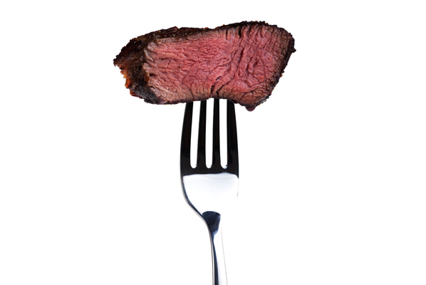 Scientists have developed omega-3 fortified beef that promises to boost heart health.