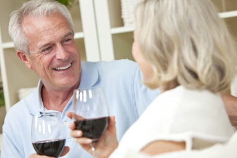 The antioxidants in foods like berries and red wine may be the natural solution for men who want to reclaim their sex lives, a new study finds.