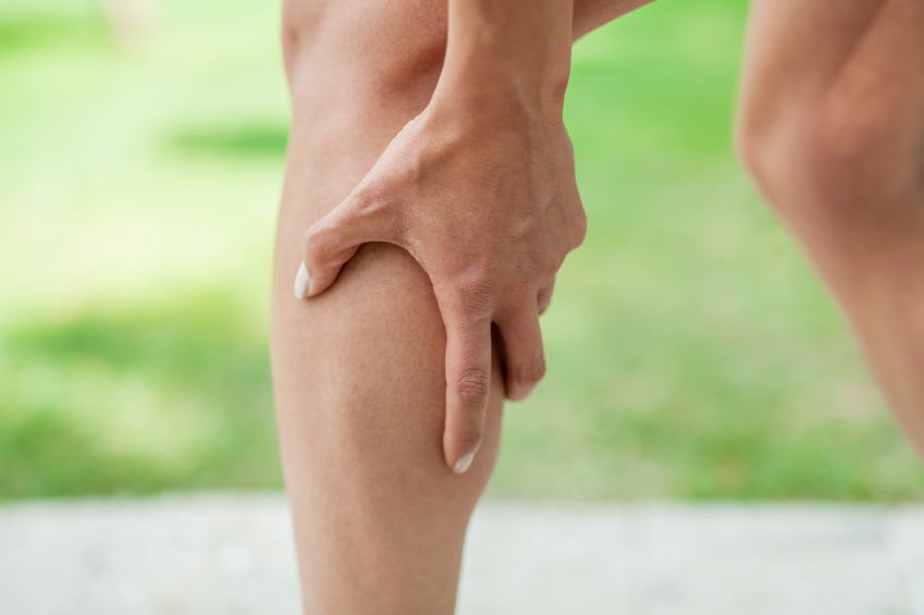 A certain kind of leg cramp can be a symptom of peripheral artery disease (PAD). PAD patients have a high risk for a heart attack.