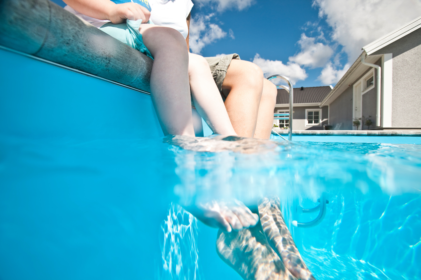 Swimming pools contain hazardous compounds that form when chlorine mixes with urine, sweat, and sunscreens. These byproducts can lead to cancer and asthma.