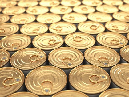 A Stanford University study finds that canned soups raise BPA levels far more than other canned foods.