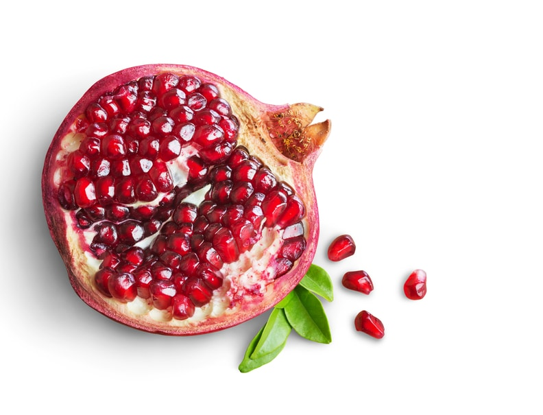 Pomegranates contain a substance called urolithin A. It dramatically boosts the lifespans of worms and mice. Now it is being tested in humans.