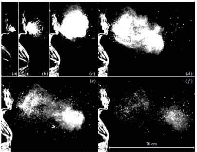 A new MIT study finds that sneezing spreads germs farther and faster than previously believed.