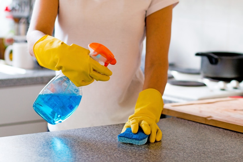 A new University of Arizona study finds that kitchen sponges hold more disease-causing bacteria than any other household object.