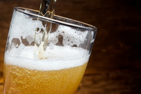 New German research shows that hops in beer can protect your liver.
