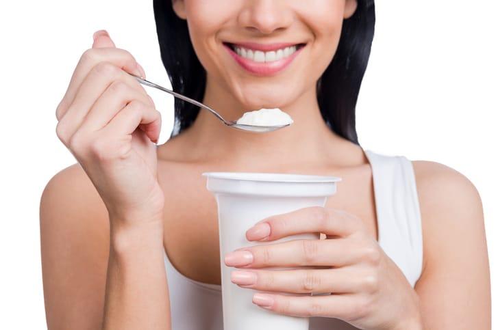woman - probiotic -