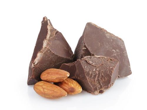Dark Chocolate & Almonds