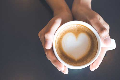 Coffee for the heart