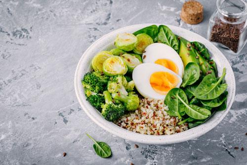 Healthy Workout Breakfast