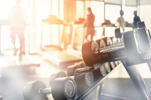 Gym Hindrance