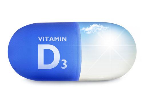Low Vitamin D levels