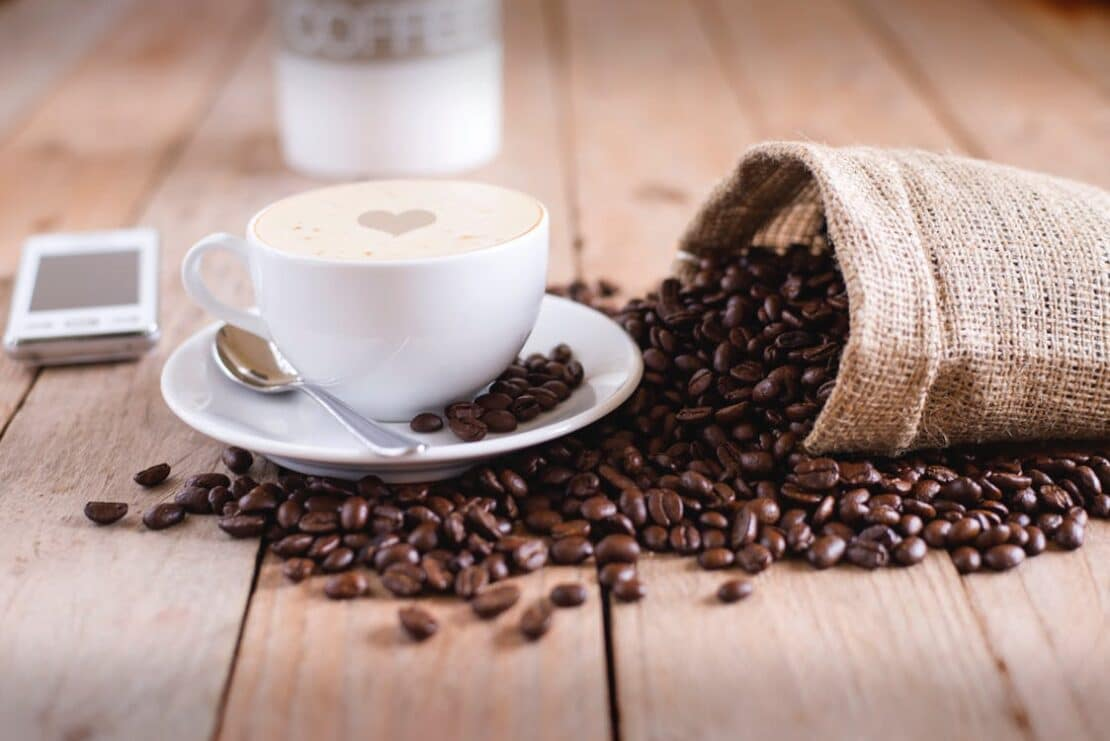 Picture of coffee.