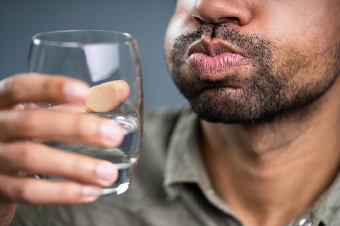 Photo of mouthwash.