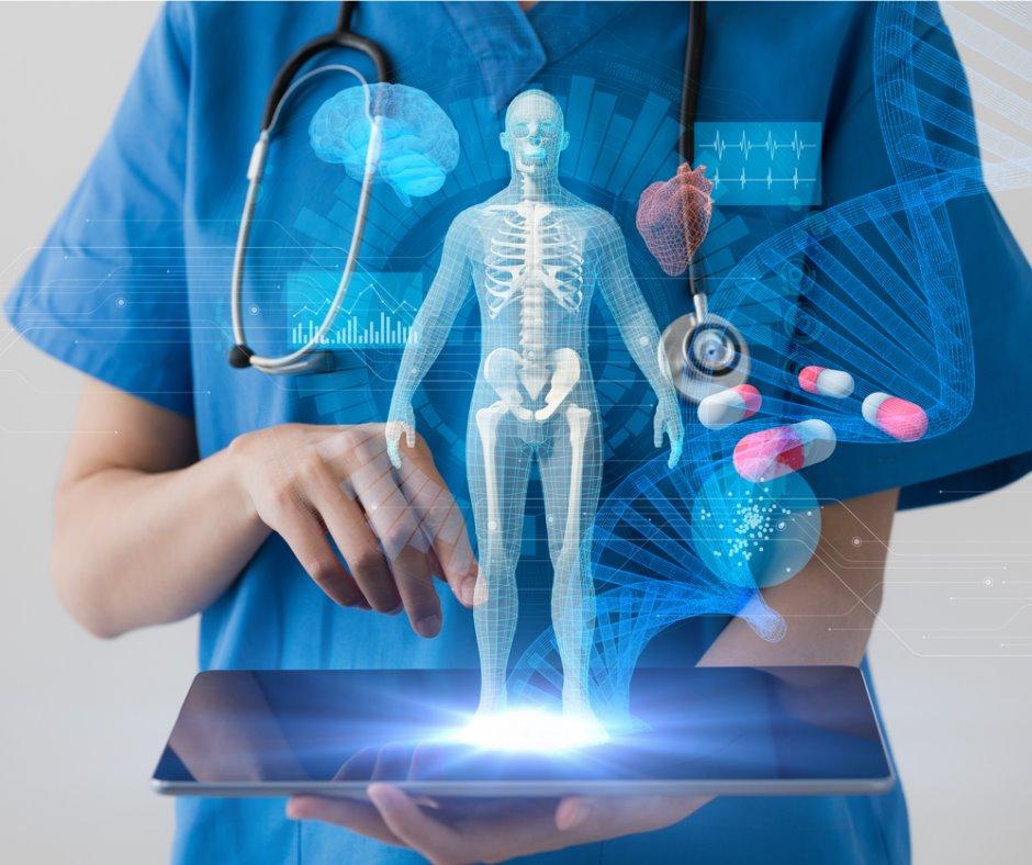 Picture of bone health.