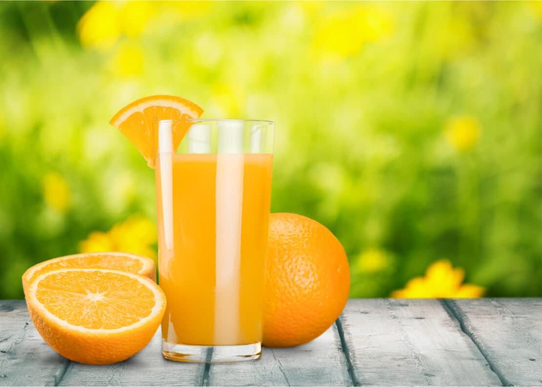 Photo of juice.